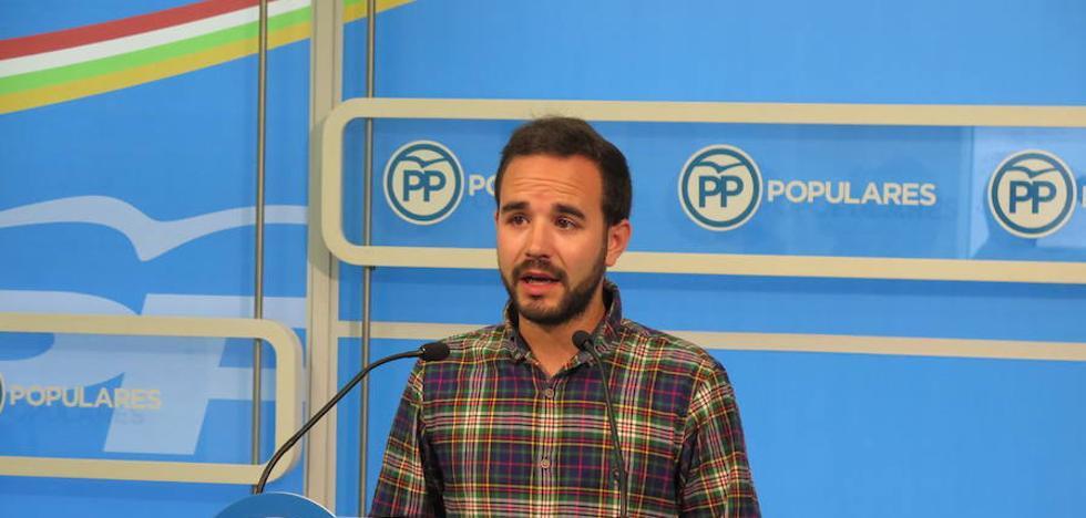 Rubén Gutiérrez (PP): «La evolución del paro juvenil en La Rioja es positiva»