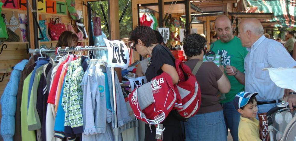 Se abre la décima feria de comercio Nájera Stock hasta el próximo domingo