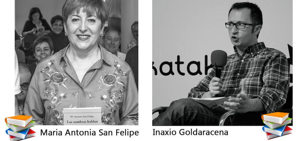 María Antonia San Felipe muestra sus poemas en 'Agosto clandestino'