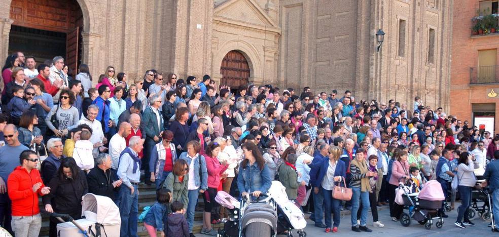 """La Plataforma convoca una """"quedada"""" para protestar en Calahorra por los muertos en la N-232"""