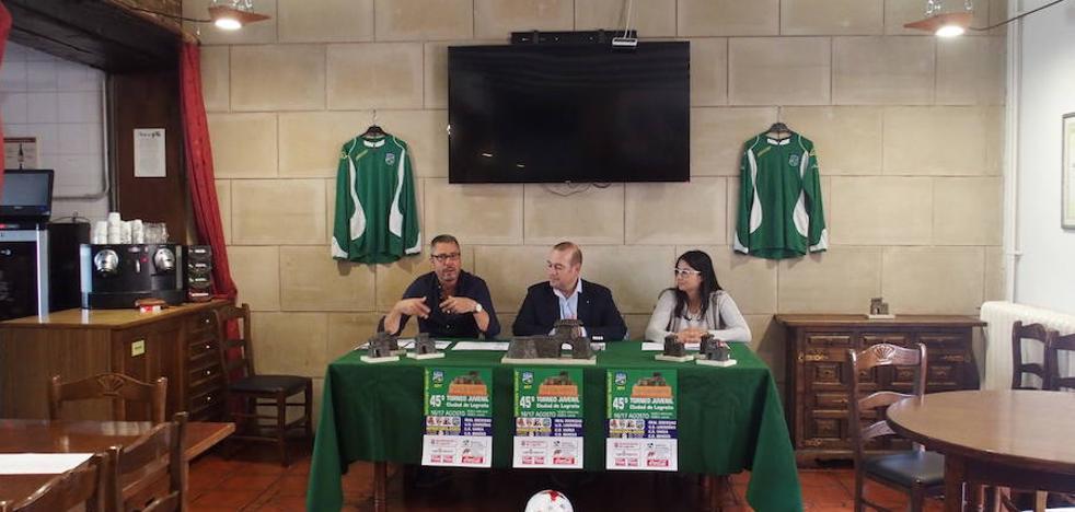 Real Sociedad, UDL y Varea participan en el XLV Torneo del Berceo
