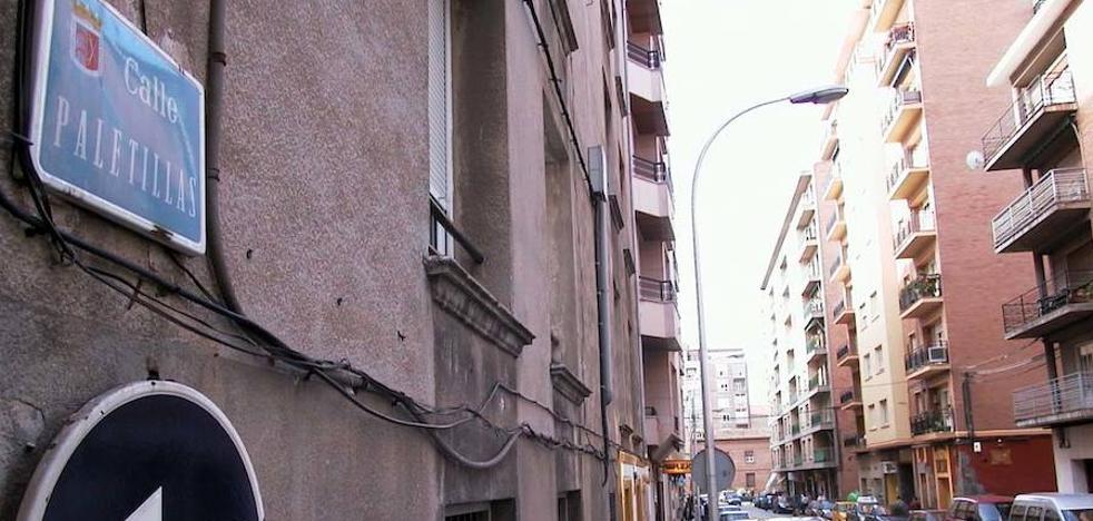 El PSOE de Calahorra critica que el PP peatonaliza la calle Paletillas sin previo aviso