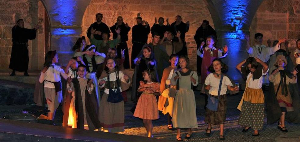 Santo Domingo vuelve a obrar en teatro