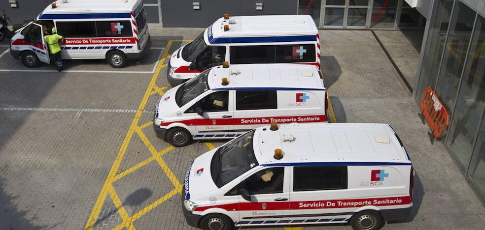 CSIF denuncia «ilegalidades» de UGT en la empresa del transporte sanitario
