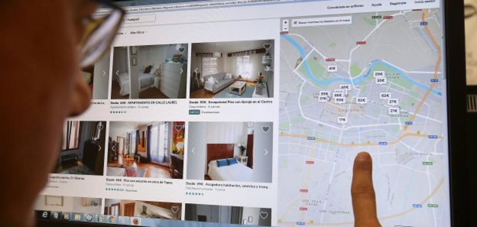 La Rioja vigilará la oferta de viviendas turísticas para evitar alojamientos ilegales
