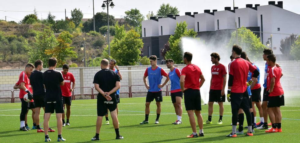 La UDL afronta su última prueba ante el Huesca