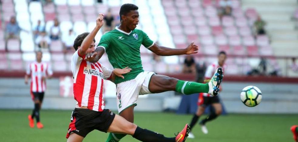 La UDL pierde ante un Huesca superior