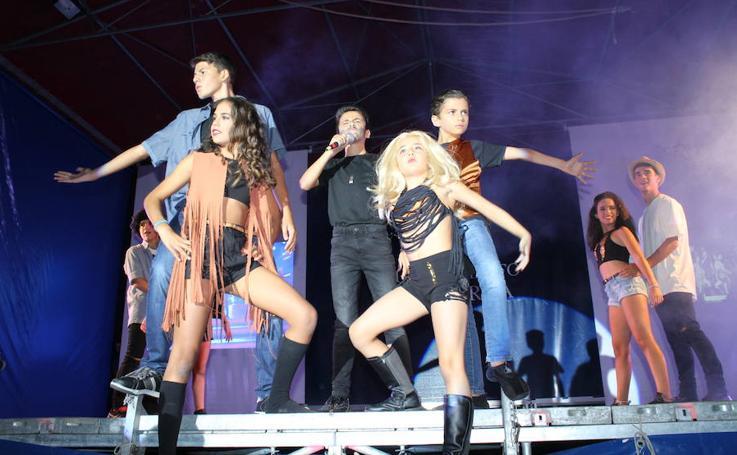 Fiesta del 'play back' en Calahorra