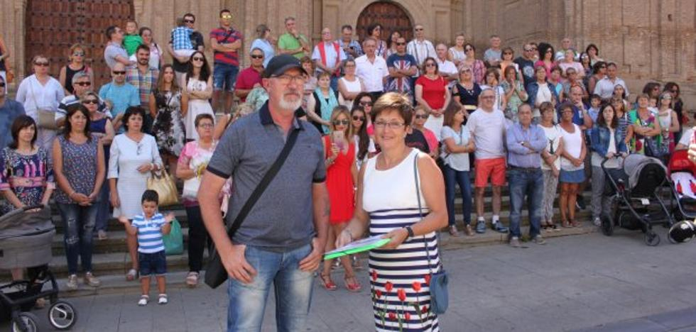 Más de 10.000 firmas piden desde Alfaro una solución a la siniestralidad de la N-232