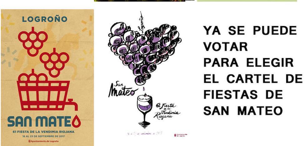 Se abren las votaciones para elegir el cartel de las fiestas de San Mateo