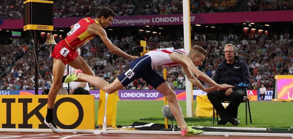 La amarga transición del atletismo español