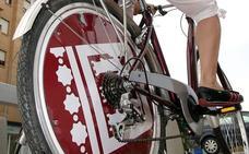 Las nuevas bicis 'de alquiler' logroñesas, en tres meses