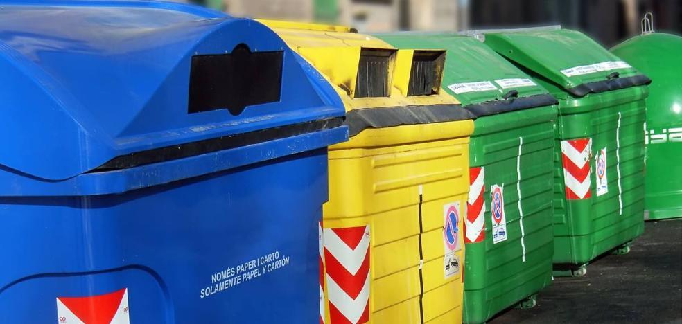 Pagarás según cuánta basura generes