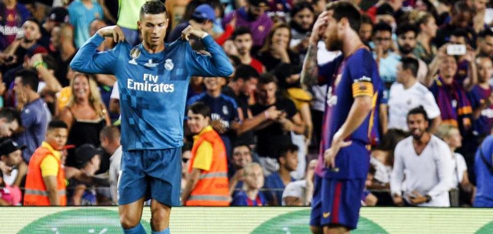 La Supercopa resucita a lo grande las audiencias de agosto