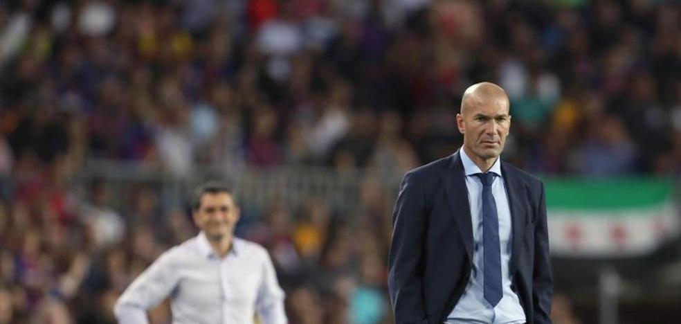 Zidane: «Lo bueno de esta plantilla es que cumplen todos»