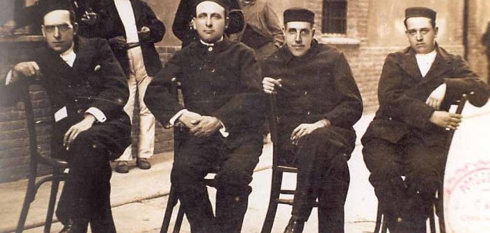 La huelga revolucionaria de 1917