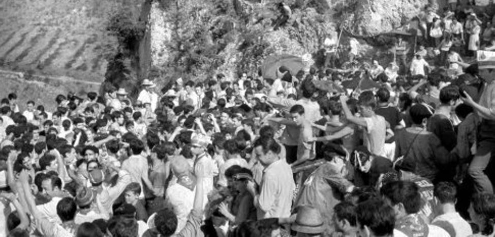 La Retina: Batalla del Vino en Haro