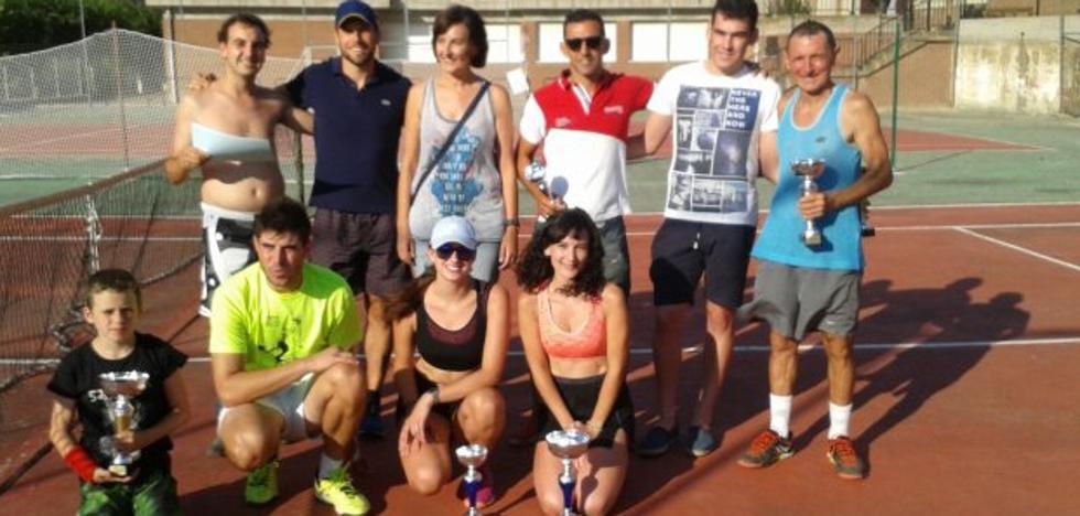 Torneos de tenis en Cervera