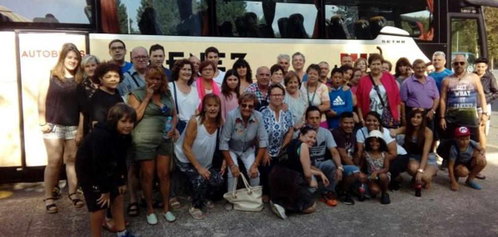 200 vecinos de Arnedo en los viajes de Cáritas
