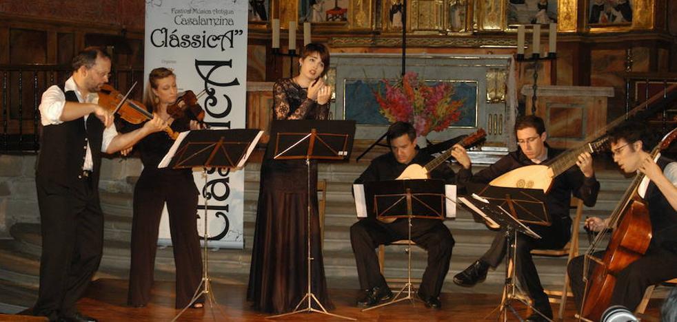 La Real Cámara abrirá este viernes el Festival de Música Antigua 'Clássica 2017'