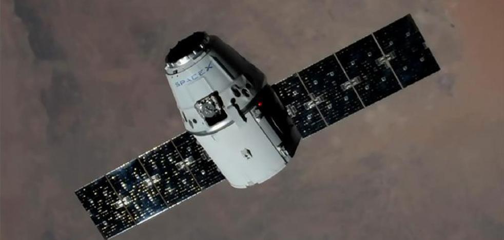 La cápsula del superordenador ya está en la Estación Espacial Internacional
