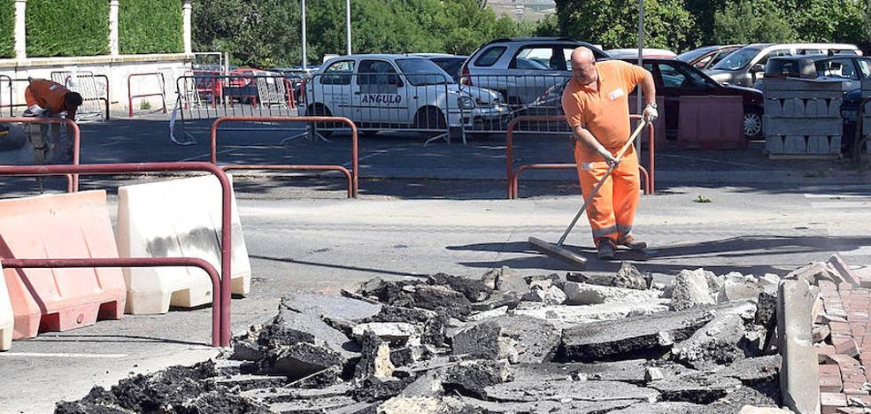 Adjudicado el contrato de obras de conservación de Logroño por 1,2 millones de euros