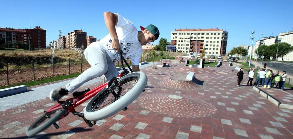 Una web australiana incluye la 'Skate Plaza' logroñesa en el 'top 10' mundial