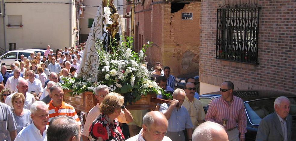 Uruñuela dispara mañana el cohete de sus fiestas de la Virgen del Patrocinio