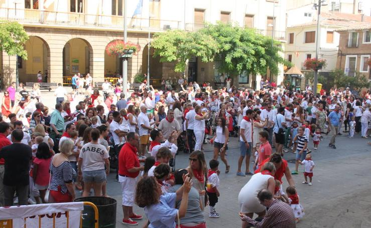 Segunda jornada en Alfaro