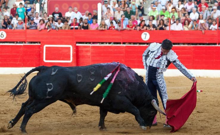 Tarde de toros en Alfaro
