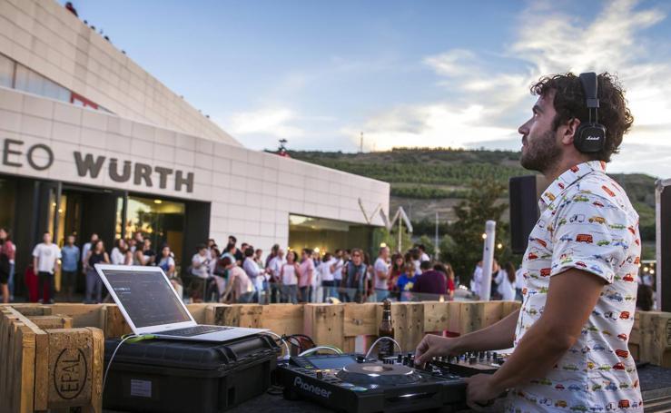 Arte y música en el Würth