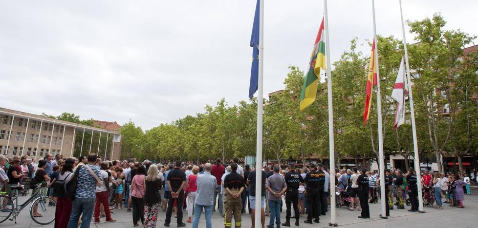Un minuto de La Rioja para Cataluña