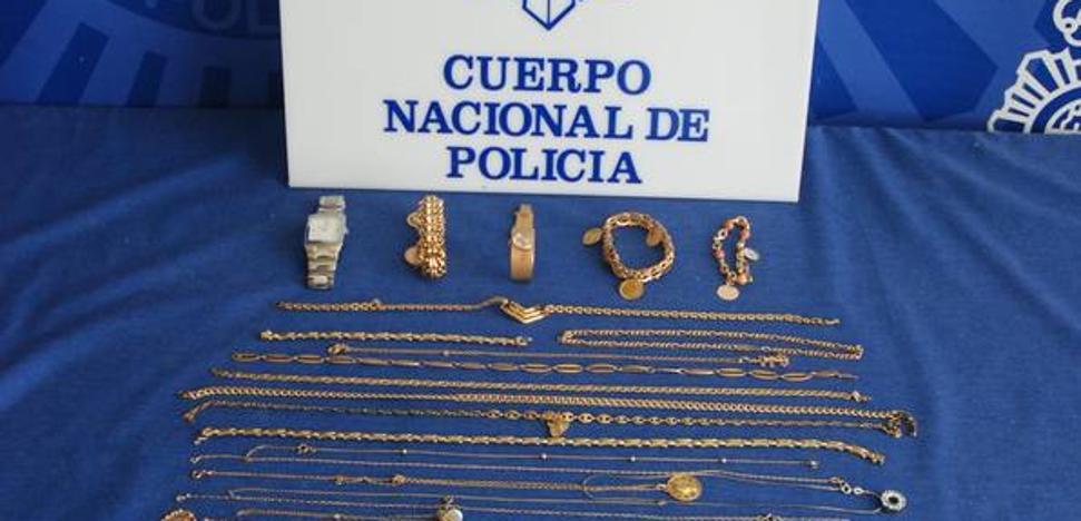 Desarticulado en Logroño un grupo criminal dedicado al robo en viviendas