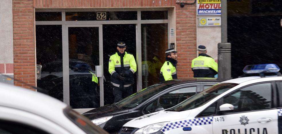 Logroño pasa varias noches de esta semana sin ningún policía local de la Unidad de Atestados
