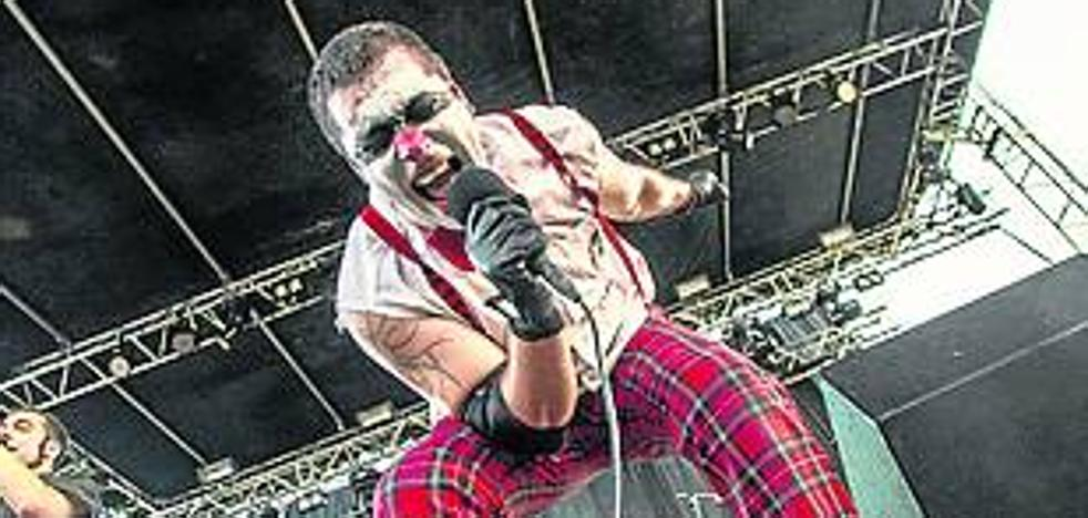Festival de punk rock en Ochánduri