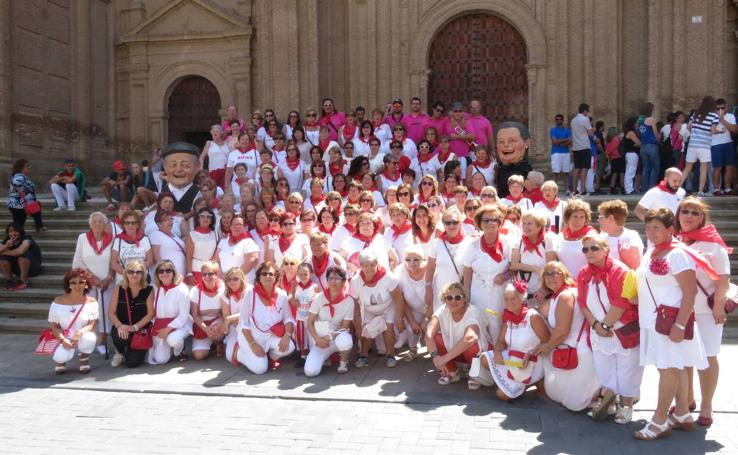 Día de la mujer en Alfaro