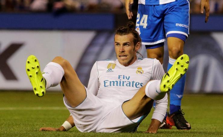 Deportivo-Real Madrid, en imágenes