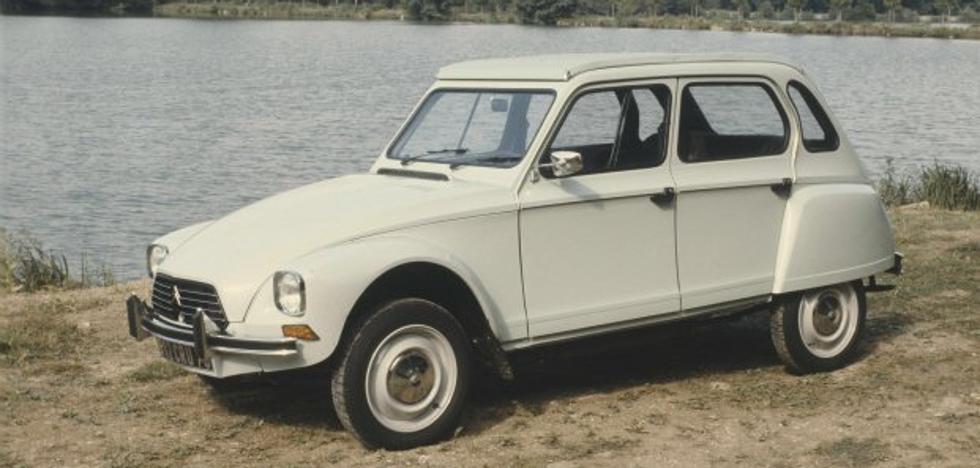 Medio siglo de un vehículo histórico