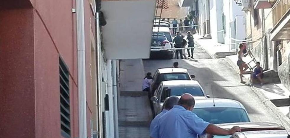 Muere un hombre al recibir un disparo en Granada