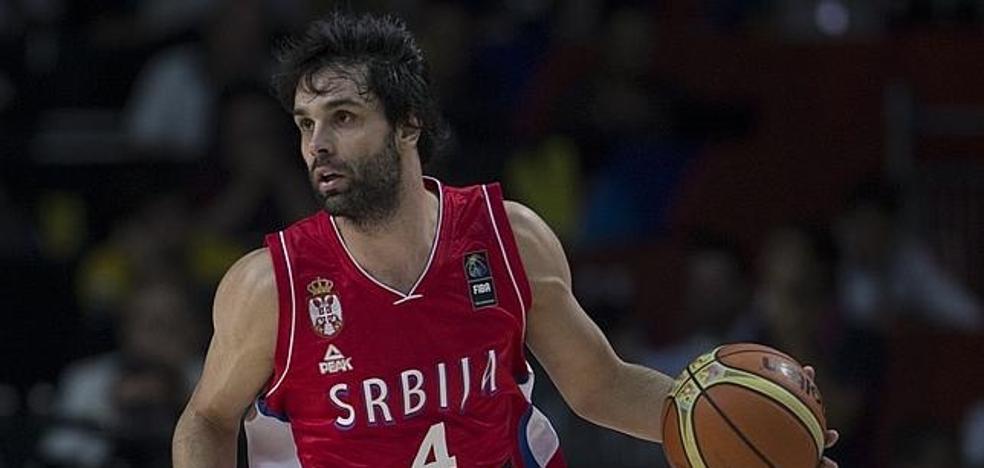 Teodosic se pierde el Eurobasket