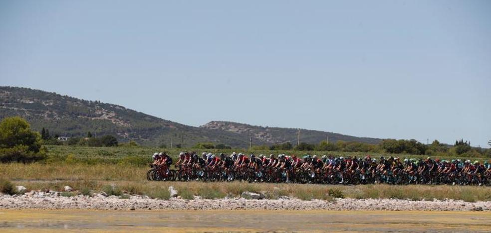 Trentin, el más rápido en Tarragona