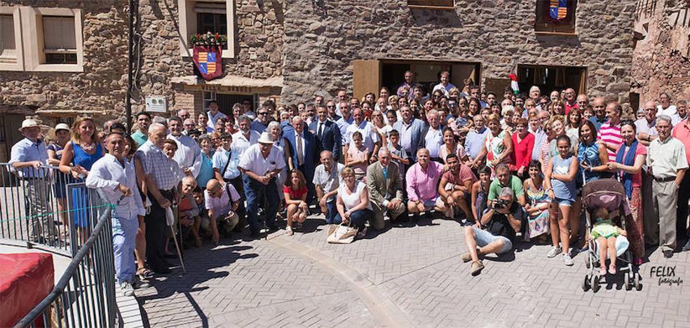 San Vicente de Robres estrena un centro lúdico tras inversión de 88.500 euros