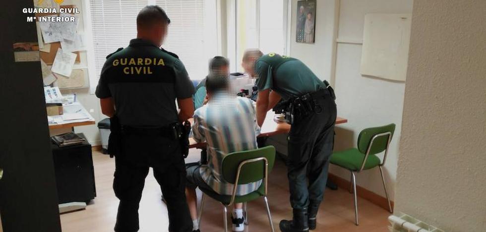 Un detenido por adulterar y distribuir droga en las fiestas de Alfaro