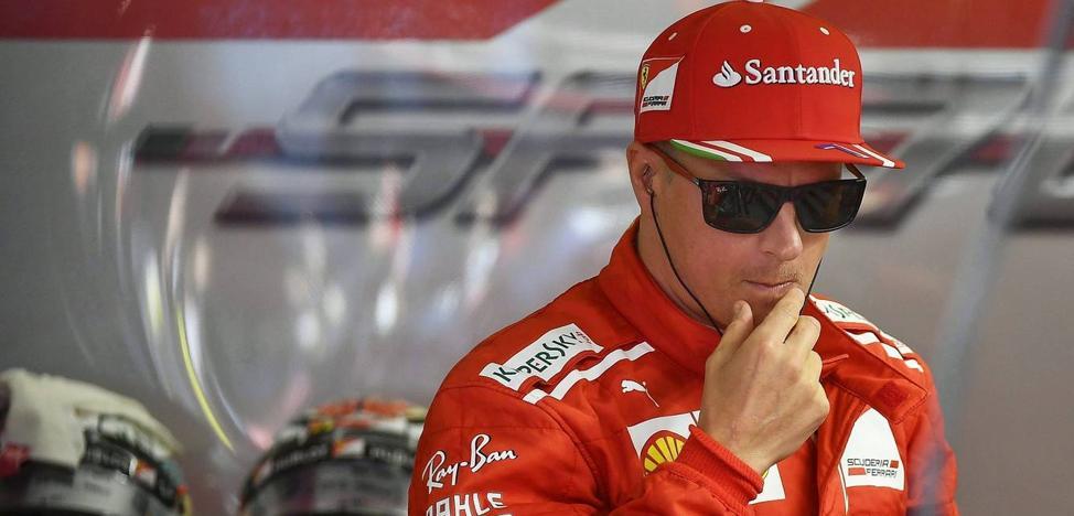 Ferrari le da la enésima oportunidad a Räikkönen