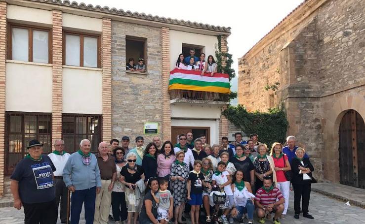 Navajun celebra las fiestas de la Virgen de Atisca
