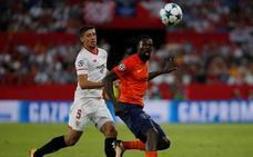 Agonía del Sevilla para entrar en la Liga de Campeones