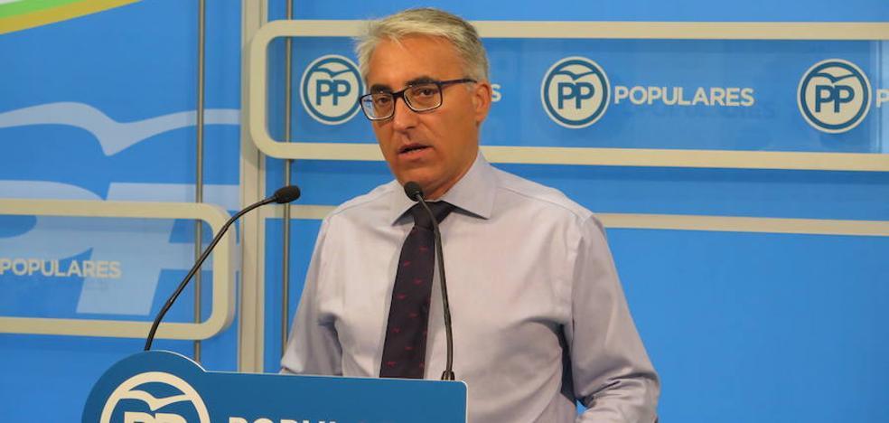 Garrido (PP): «No nos podemos permitir que nuestra región se contagie de la turismofobia»