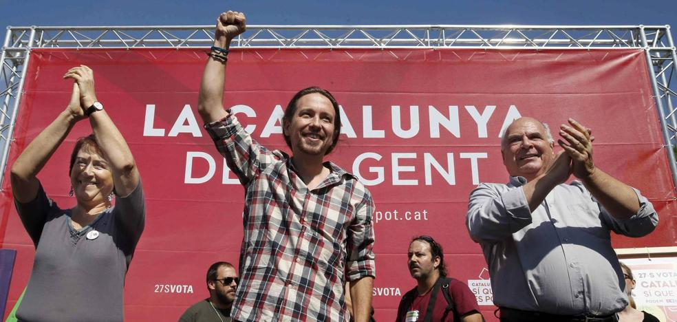 La Rioja y otras cuatro federaciones de Podemos se 'rebelan' contra Iglesias