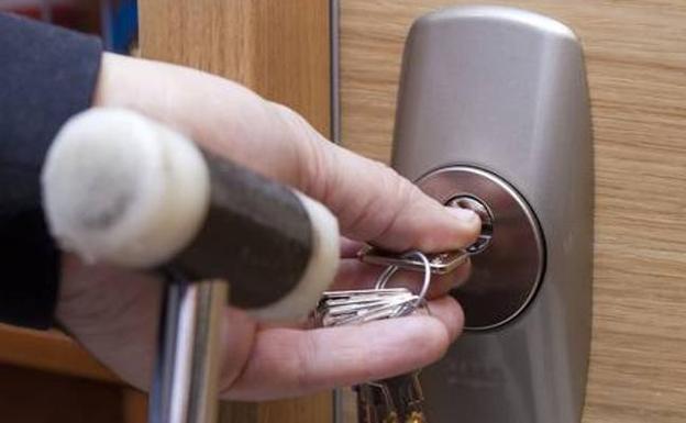 el coste medio de un robo en una vivienda en la rioja es de euros
