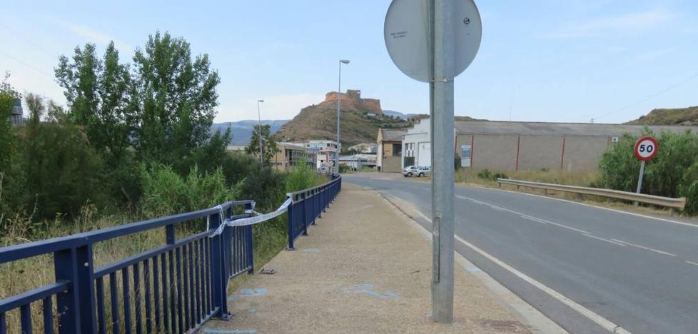 Un joven vecino de Santa Eulalia fallece en un accidente en Arnedo